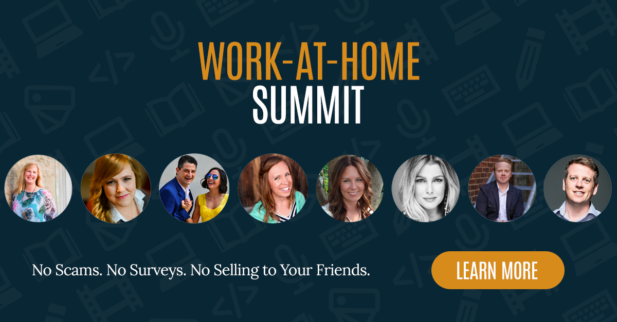 Work at Home Summit